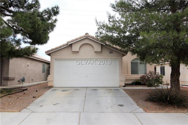 3672 Copper Cactus, Las Vegas, NV 89129 (MLS #2065659) :: Five Doors Las Vegas