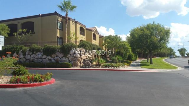 950 Seven Hills #1015, Henderson, NV 89052 (MLS #2065716) :: The Snyder Group at Keller Williams Marketplace One