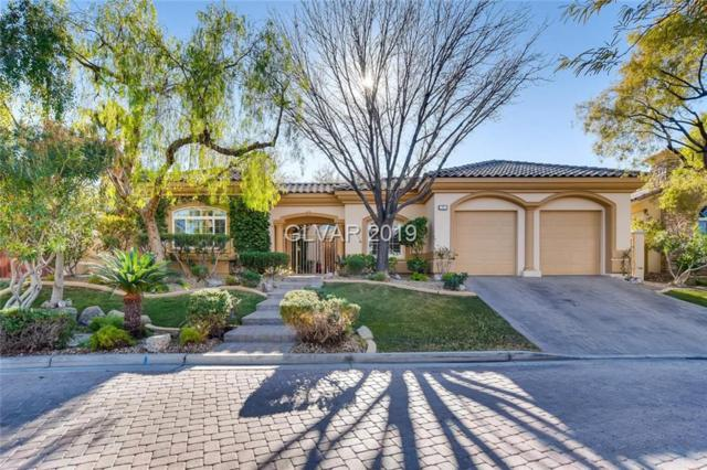 7 Circa De Montanas, Henderson, NV 89011 (MLS #2065782) :: Trish Nash Team