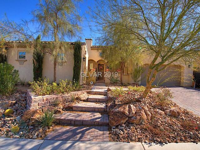 40 Moltrasio, Henderson, NV 89011 (MLS #2065841) :: Trish Nash Team