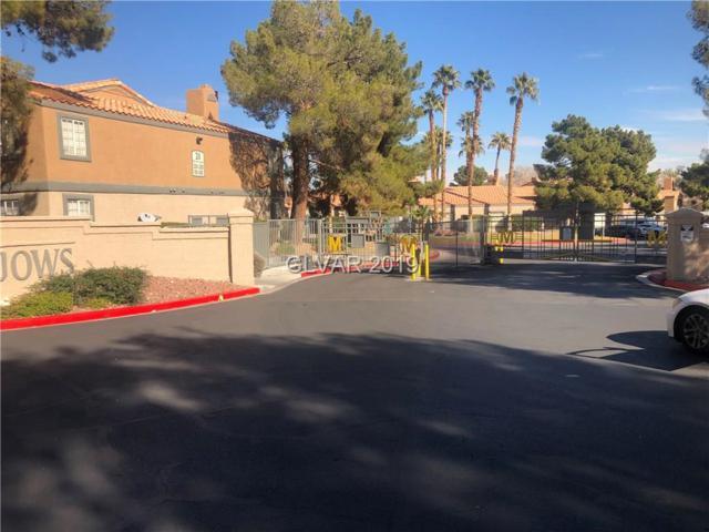 240 Mission Catalina #206, Las Vegas, NV 89107 (MLS #2065944) :: Vestuto Realty Group