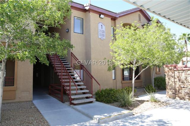 8250 N Grand Canyon #1006, Las Vegas, NV 89166 (MLS #2065947) :: The Snyder Group at Keller Williams Marketplace One
