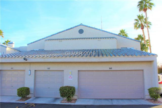 6250 Flamingo #163, Las Vegas, NV 89103 (MLS #2065988) :: Vestuto Realty Group