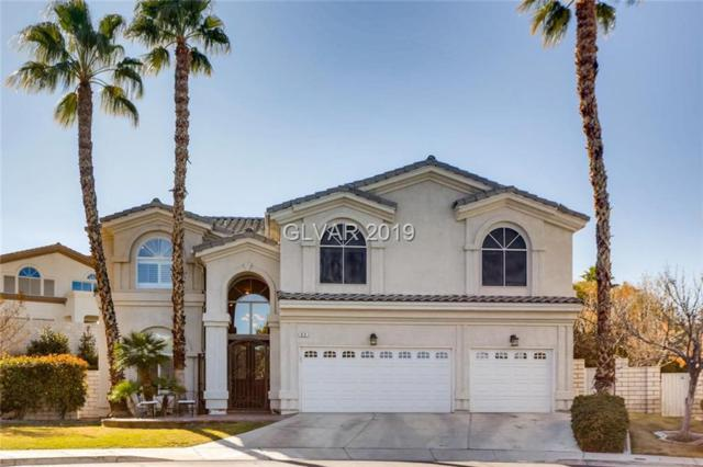 93 Callaway, Henderson, NV 89074 (MLS #2066079) :: The Snyder Group at Keller Williams Marketplace One