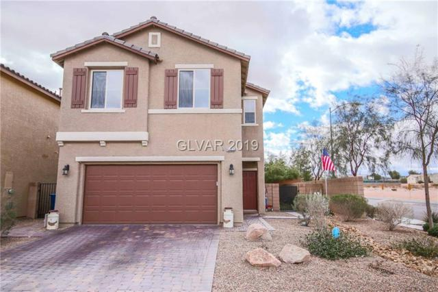 6483 Carmel River, Las Vegas, NV 89141 (MLS #2066310) :: Vestuto Realty Group