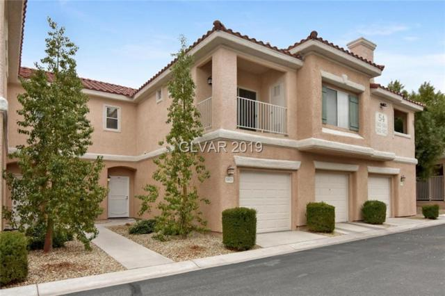 251 Green Valley #5413, Henderson, NV 89012 (MLS #2066415) :: The Snyder Group at Keller Williams Marketplace One