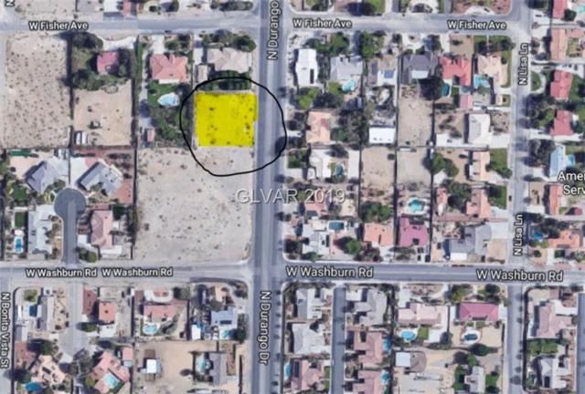 5269 Durango Dr., Las Vegas, NV 89180 (MLS #2066454) :: Trish Nash Team