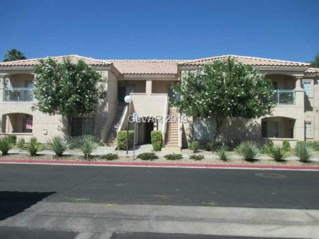 6705 Squaw Mountain #203, Las Vegas, NV 89130 (MLS #2066468) :: The Snyder Group at Keller Williams Marketplace One