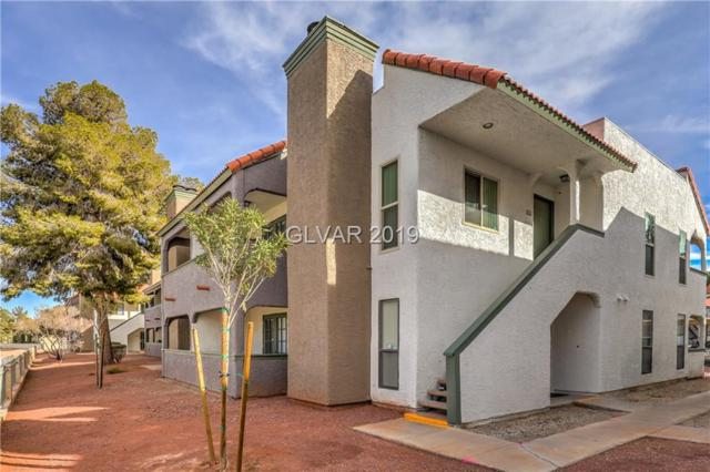 1811 Bluegill D, Las Vegas, NV 89014 (MLS #2066493) :: The Snyder Group at Keller Williams Marketplace One