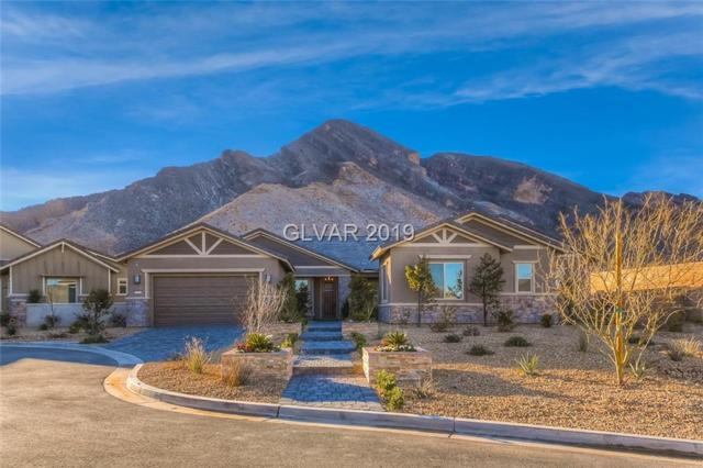 3091 Conservation, Las Vegas, NV 89138 (MLS #2066501) :: The Snyder Group at Keller Williams Marketplace One