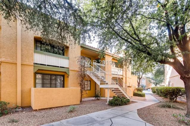 5126 Jones #207, Las Vegas, NV 89118 (MLS #2066544) :: Vestuto Realty Group