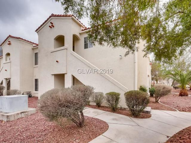 698 Racetrack #1223, Henderson, NV 89015 (MLS #2066559) :: The Snyder Group at Keller Williams Marketplace One