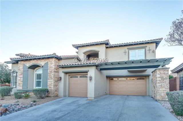 10087 Amber Field Street, Las Vegas, NV 89178 (MLS #2066598) :: Vestuto Realty Group