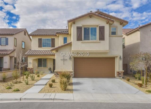 871 Via Campo Tures, Henderson, NV 89011 (MLS #2066689) :: The Snyder Group at Keller Williams Marketplace One