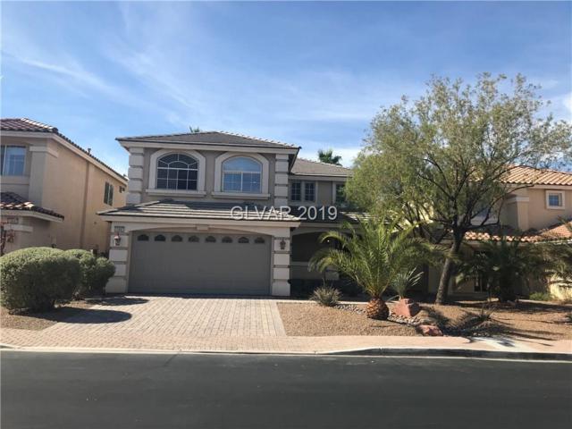 10881 Pentland Downs, Las Vegas, NV 89141 (MLS #2066752) :: The Snyder Group at Keller Williams Marketplace One