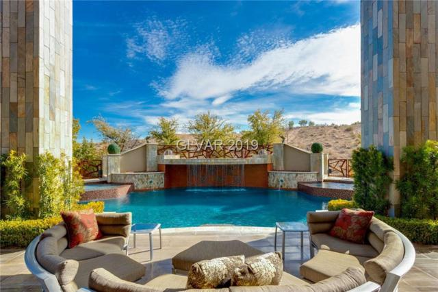 23 Sun Glow, Las Vegas, NV 89135 (MLS #2066819) :: The Snyder Group at Keller Williams Marketplace One