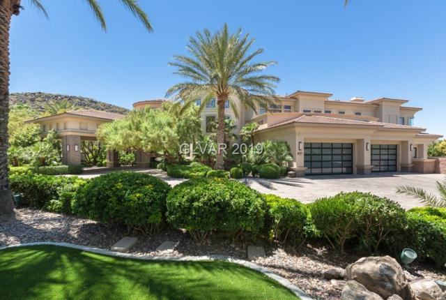 1187 Macdonald Ranch, Henderson, NV 89012 (MLS #2066970) :: Vestuto Realty Group