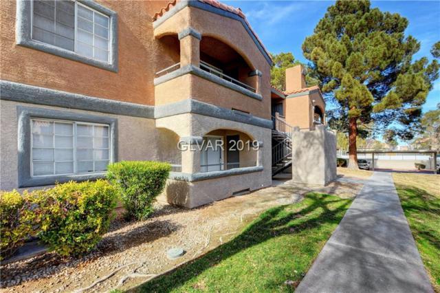200 Mission Laguna #107, Las Vegas, NV 89107 (MLS #2067113) :: Vestuto Realty Group
