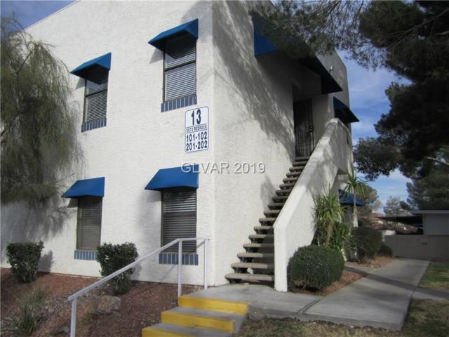 2673 Red Rock #102, Las Vegas, NV 89146 (MLS #2067143) :: Vestuto Realty Group