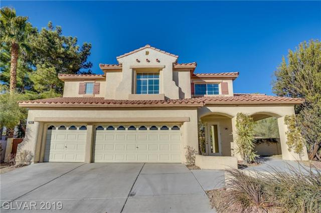 10249 Red Bridge, Las Vegas, NV 89134 (MLS #2067187) :: The Snyder Group at Keller Williams Marketplace One