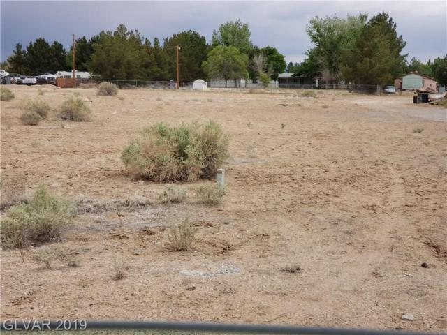 1921 E Bridger, Pahrump, NV 89048 (MLS #2067199) :: Trish Nash Team