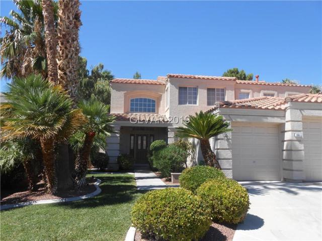 281 Francisco, Henderson, NV 89014 (MLS #2067288) :: The Snyder Group at Keller Williams Marketplace One