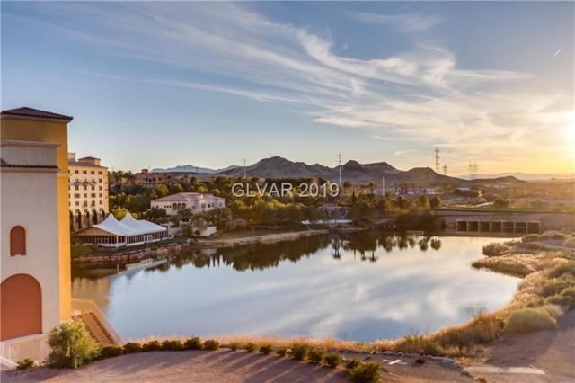 29 Montelago #403, Henderson, NV 89011 (MLS #2067330) :: Sennes Squier Realty Group