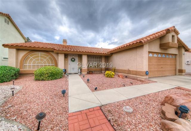 3717 Campbell, Las Vegas, NV 89129 (MLS #2067449) :: The Snyder Group at Keller Williams Marketplace One