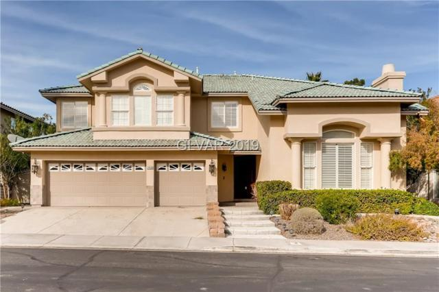 2438 Ping, Henderson, NV 89074 (MLS #2067485) :: The Snyder Group at Keller Williams Marketplace One