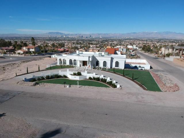 435 Los Feliz, Las Vegas, NV 89110 (MLS #2067515) :: Trish Nash Team