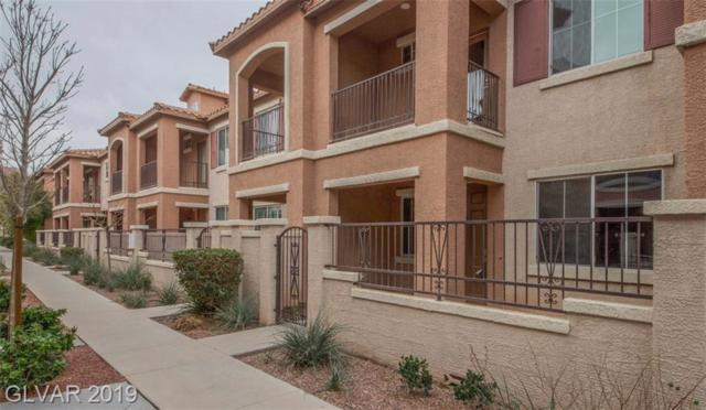 1525 Spiced Wine #3105, Henderson, NV 89074 (MLS #2067551) :: The Snyder Group at Keller Williams Marketplace One