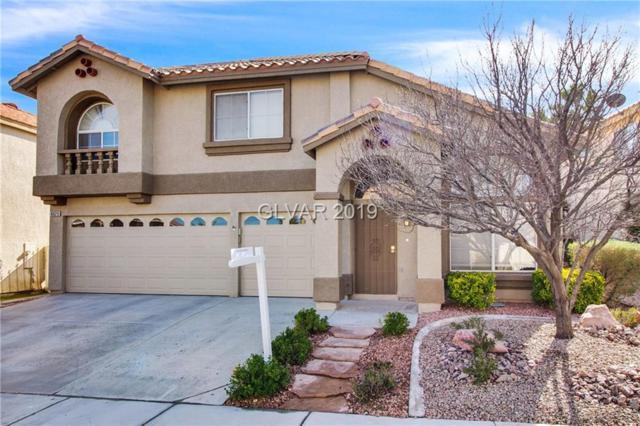 8625 Copper Ridge, Las Vegas, NV 89129 (MLS #2067566) :: The Snyder Group at Keller Williams Marketplace One