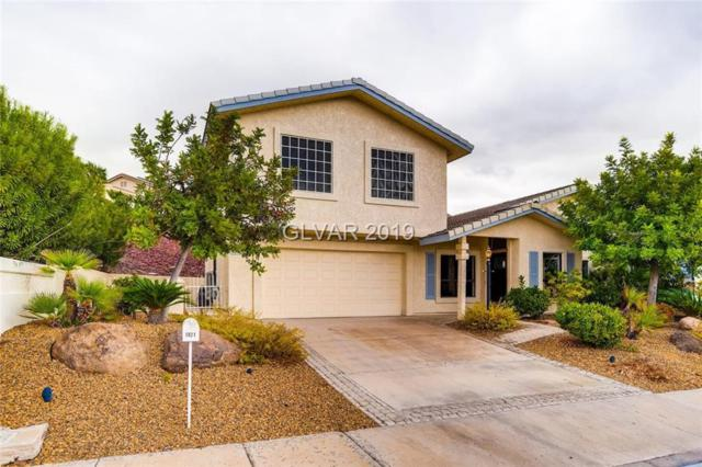 1021 Calico Ridge, Henderson, NV 89011 (MLS #2067612) :: Trish Nash Team