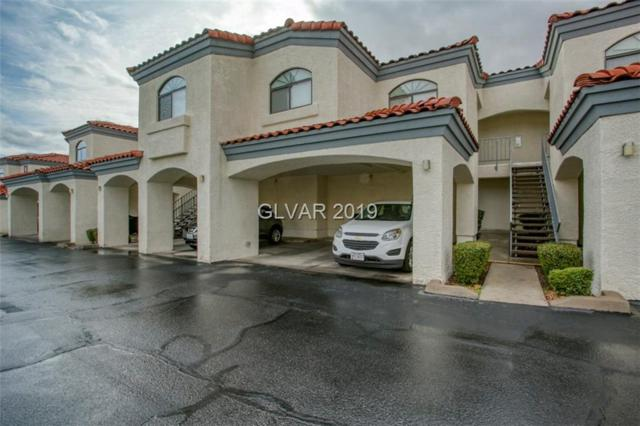 8455 W Sahara #140, Las Vegas, NV 89135 (MLS #2067625) :: Sennes Squier Realty Group