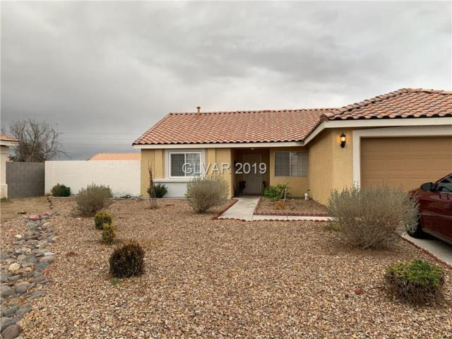 5322 Sun Meadow, North Las Vegas, NV 89031 (MLS #2067662) :: The Snyder Group at Keller Williams Marketplace One