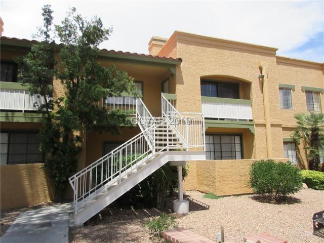 5174 Jones #202, Las Vegas, NV 89118 (MLS #2067790) :: Vestuto Realty Group