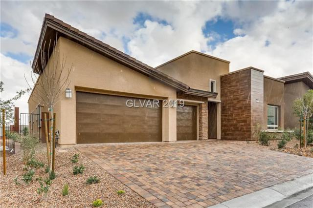 6196 Willow Rock, Las Vegas, NV 89135 (MLS #2067824) :: Vestuto Realty Group