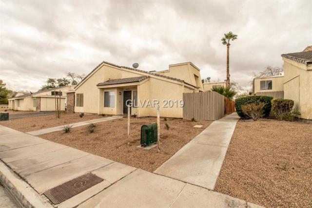 1433 Santa Anita D, Las Vegas, NV 89119 (MLS #2068038) :: The Snyder Group at Keller Williams Marketplace One