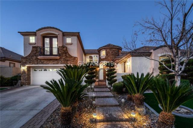 9312 Queen Charlotte, Las Vegas, NV 89145 (MLS #2068123) :: Five Doors Las Vegas