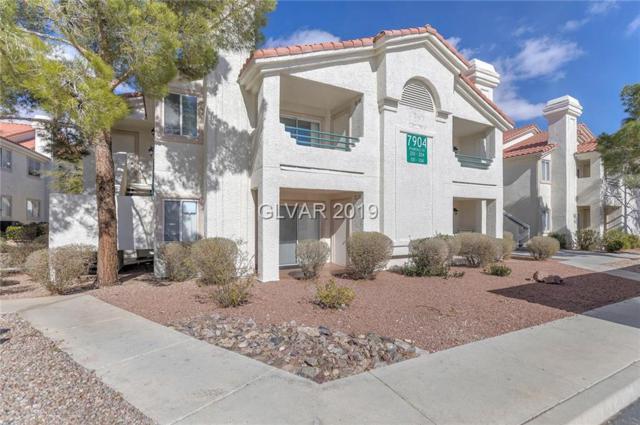 7904 Ryandale #202, Las Vegas, NV 89145 (MLS #2068310) :: The Snyder Group at Keller Williams Marketplace One