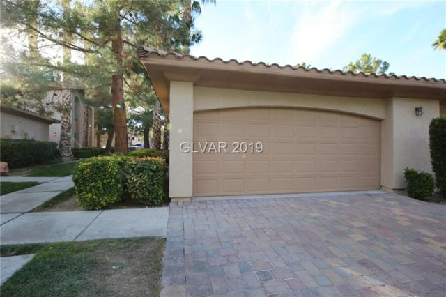 2050 Warm Springs #1622, Henderson, NV 89014 (MLS #2068333) :: The Snyder Group at Keller Williams Marketplace One