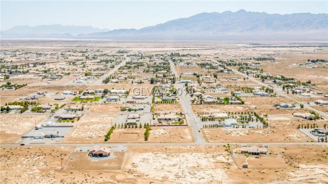 1830 W Huckleberry, Pahrump, NV 89048 (MLS #2068366) :: Trish Nash Team