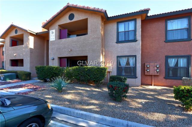 2451 Rainbow #1098, Las Vegas, NV 89108 (MLS #2068443) :: Sennes Squier Realty Group
