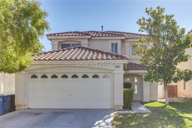 10041 Basalt Hollow, Las Vegas, NV 89148 (MLS #2068513) :: Vestuto Realty Group