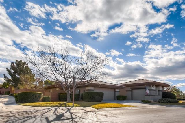 9 Woodshole, Henderson, NV 89052 (MLS #2068740) :: The Snyder Group at Keller Williams Marketplace One