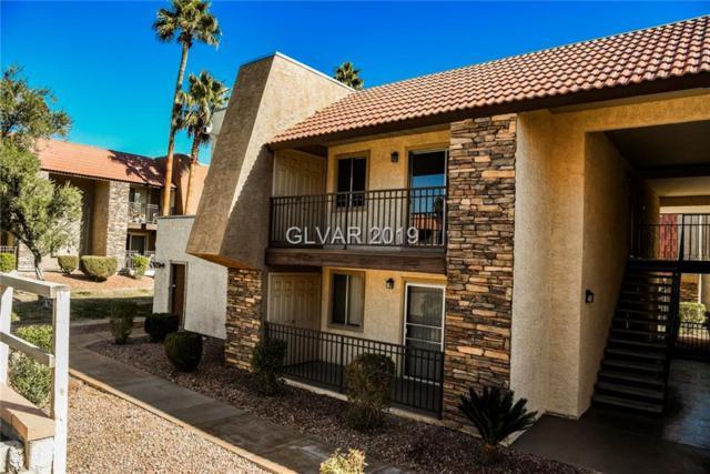 5350 River Glen #310, Las Vegas, NV 89103 (MLS #2068841) :: The Snyder Group at Keller Williams Marketplace One