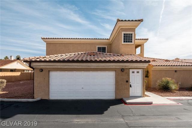 6904 Dorita #201, Las Vegas, NV 89108 (MLS #2068930) :: The Snyder Group at Keller Williams Marketplace One
