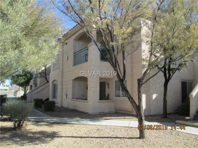 5116 Jordan Frey #102, Las Vegas, NV 89130 (MLS #2069052) :: The Snyder Group at Keller Williams Marketplace One