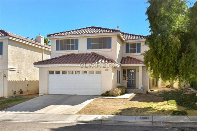 10109 Basalt Hollow, Las Vegas, NV 89148 (MLS #2069053) :: Vestuto Realty Group