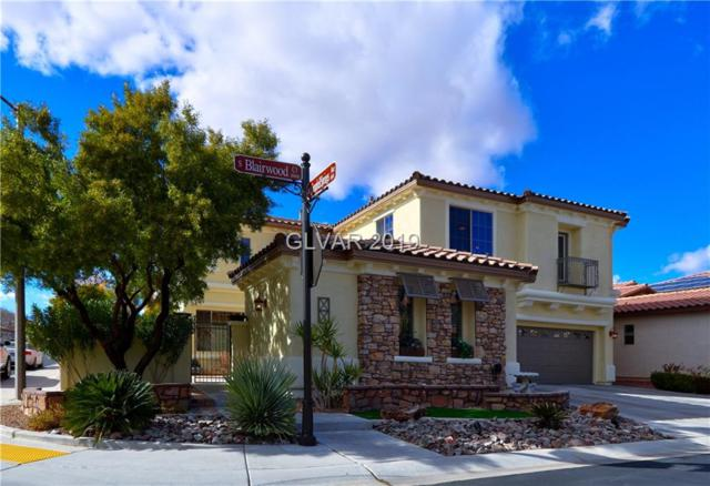 10031 Blairwood, Las Vegas, NV 89178 (MLS #2069124) :: Vestuto Realty Group